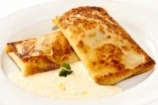 Lietiniai su sūriu Trakuose